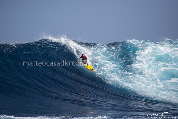 Kay Lanny - Jaws - Peahi - Hawaii - Maui - big surf