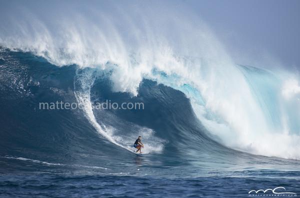 Francisco Porcella - Jaws - Peahi - Hawaii - Maui - big surf