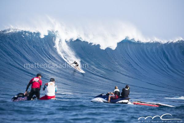 La Petz - Jaws - Peahi - Hawaii - Maui - big surf