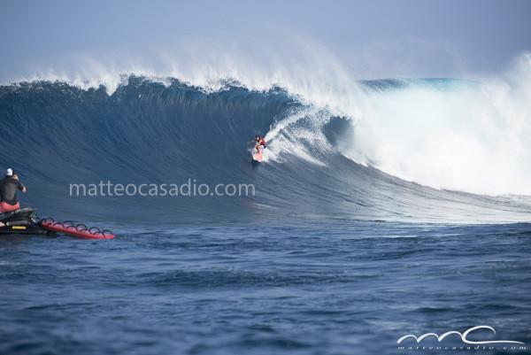 TYLER LARRONDE - Jaws - Peahi - Hawaii - Maui - big surf
