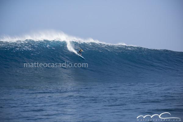 Lucas Yan Chumbinh - Jaws - Peahi - Hawaii - Maui - big surf
