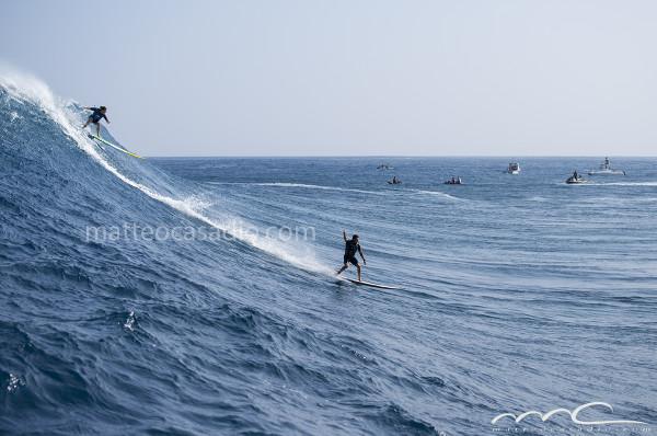 Andrea Moller - Jaws - Peahi - Hawaii - Maui - big surf