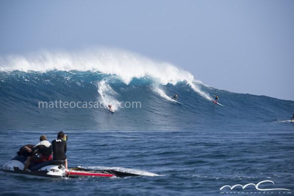 Mark Mathews - Jaws - Peahi - Hawaii - Maui - big surf