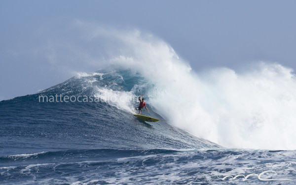 Kay Lenny - Jaws - Peahi - Hawaii - Maui - big surf