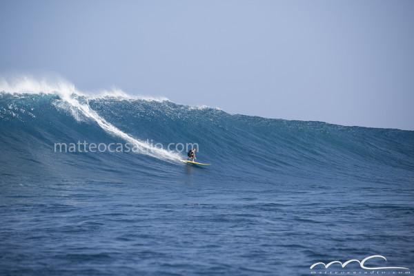 Robby Naish - Jaws - Peahi - Hawaii - Maui - big surf