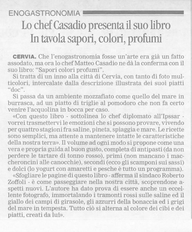 Articolo Corriere-25-luglio-2009